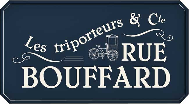 LES TRIPORTEURS DE LA RUE BOUFFARD