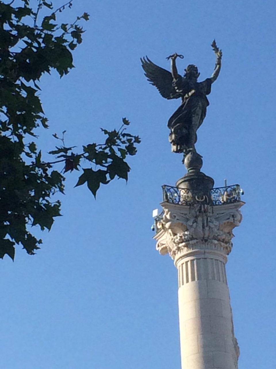 MONUMENT DES GIRONDINS BORDEAUX