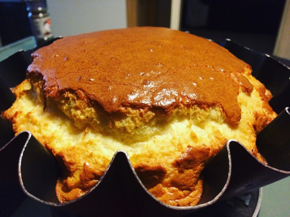 SOUFFLE FROMAGE MAISON