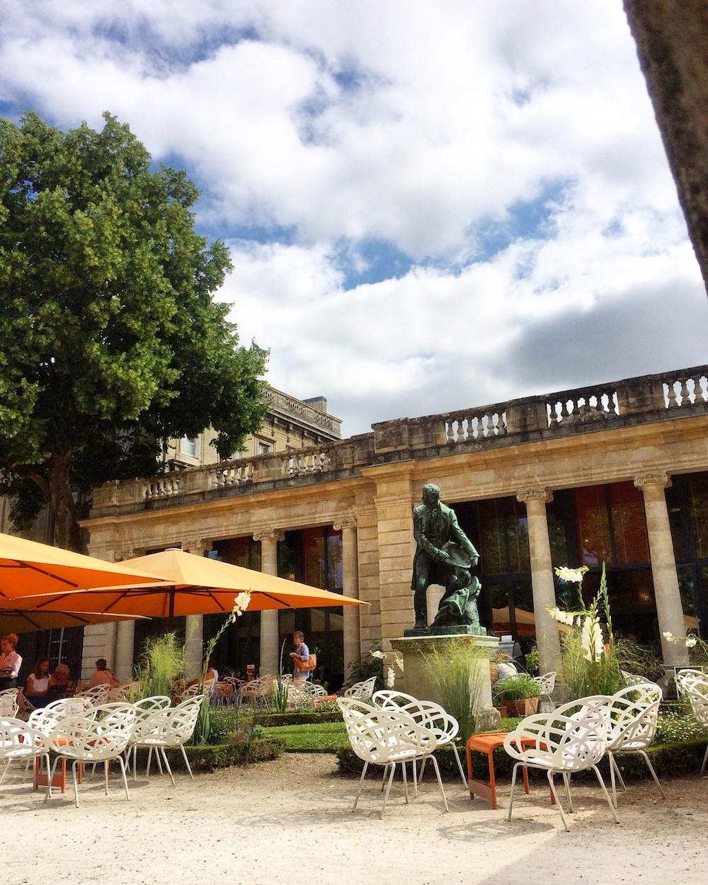 Bordeaux en juillet blog enfin moi mode lifestyle for Jardin 5 juillet biskra