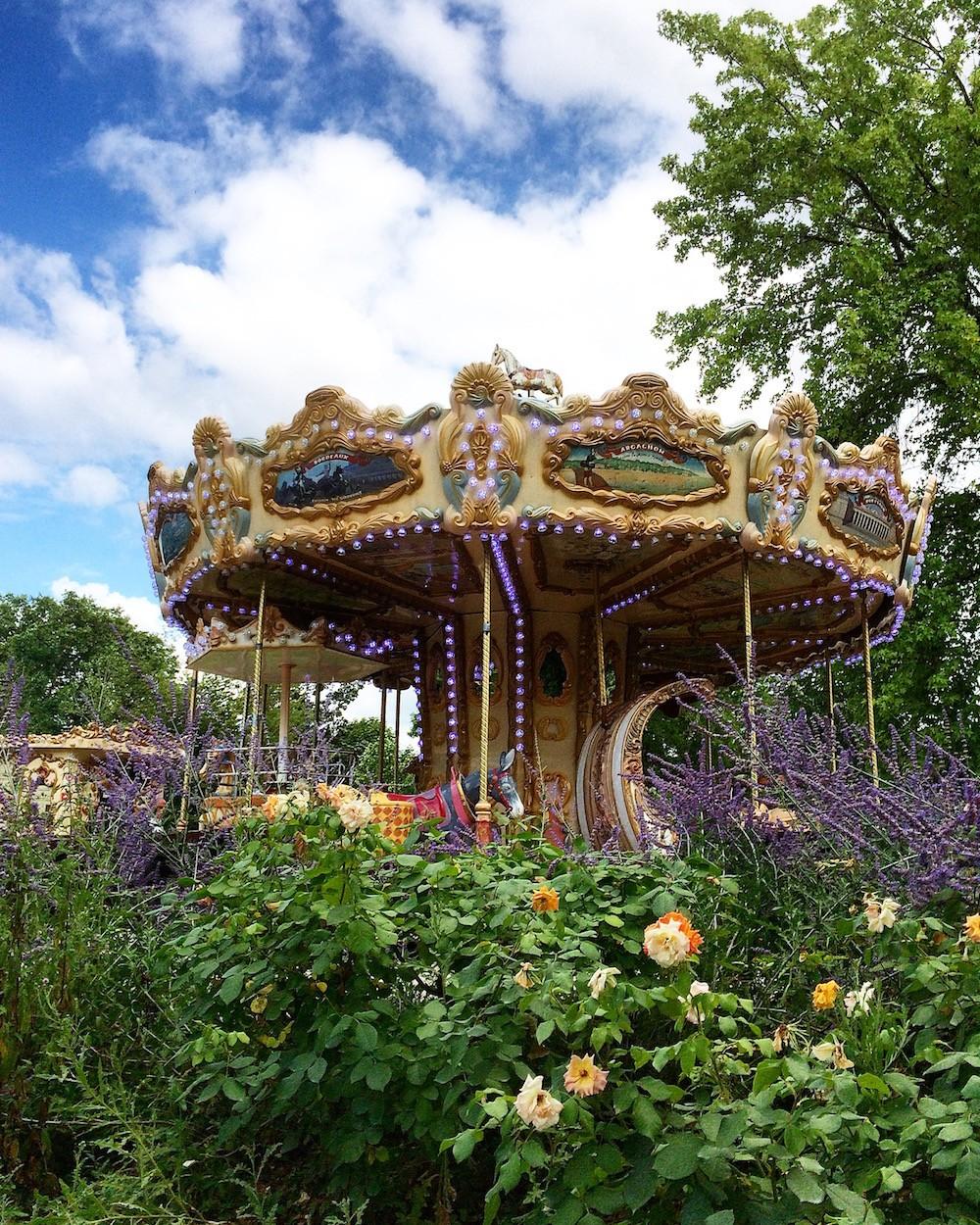Presque en vacances blog enfin moi mode lifestyle for Jardin public