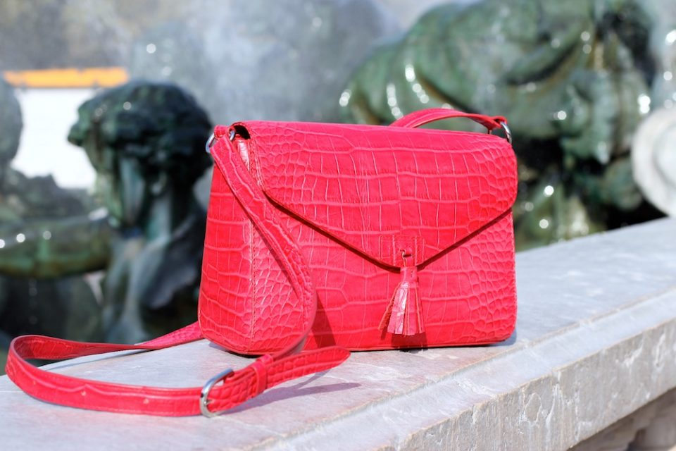 sac-rouge-cuir-effet-croco-2016