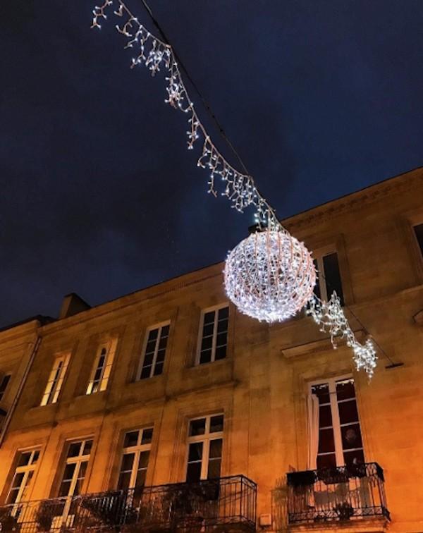 Bordeaux, magie de Noël