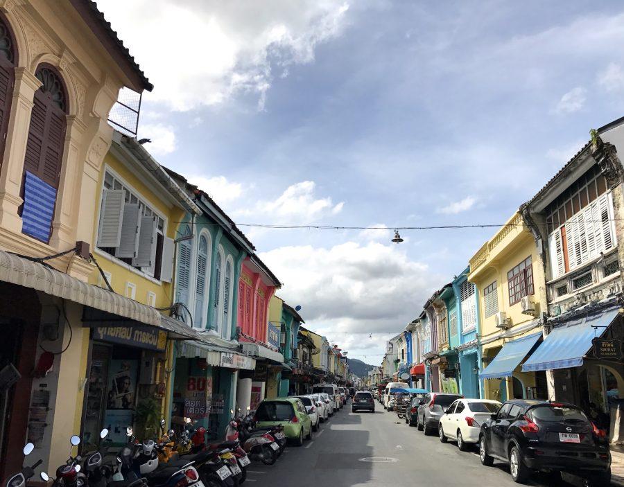 Phuket Old Town !