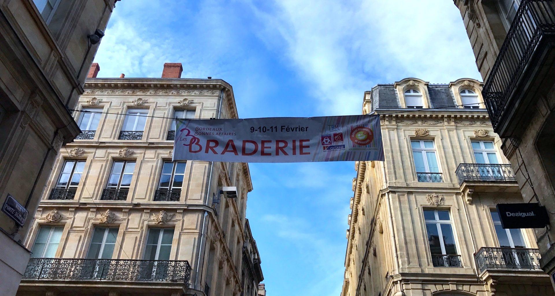 BRADERIE DE BORDEAUX