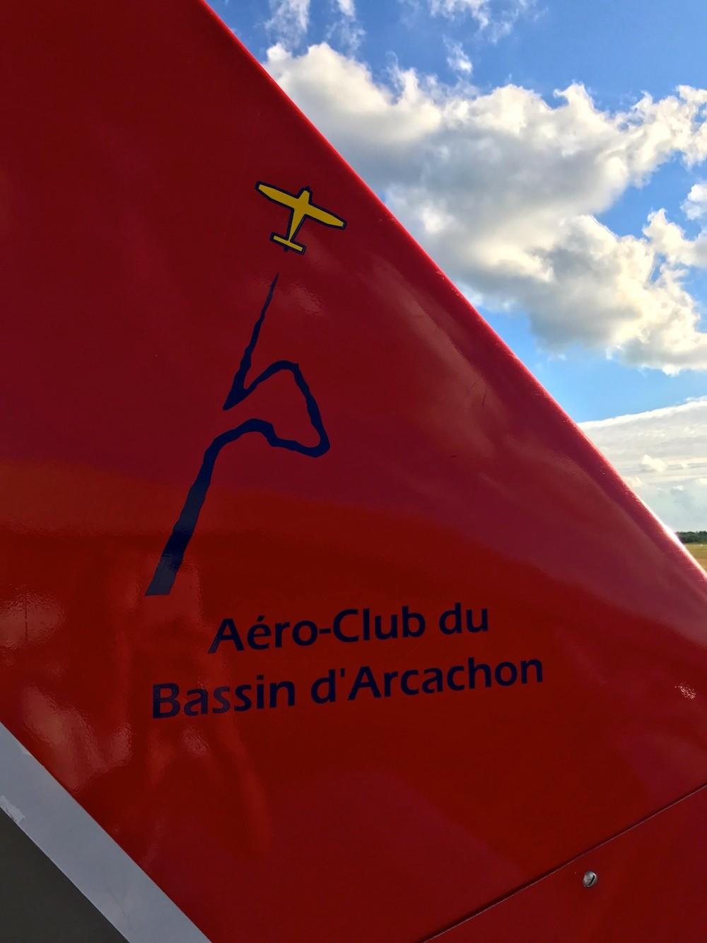 AERO CLUB DU BASSIN D ARCACHON