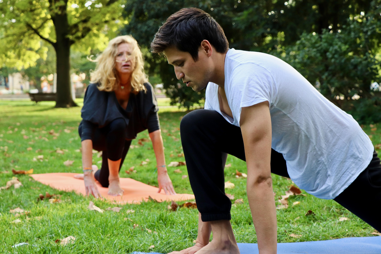 Hatha yoga au jardin public blog enfin moi mode for Au jardin de sylvie