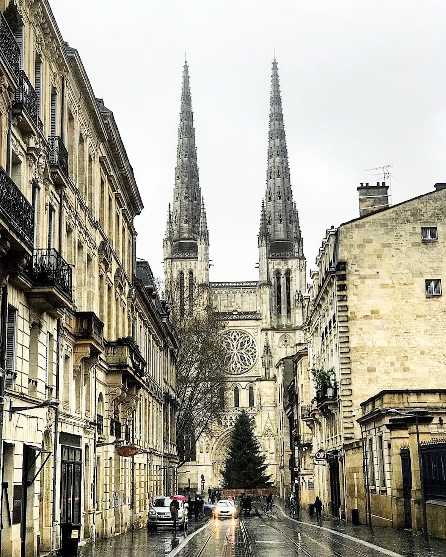 BORDEAUX CATHEDRALE