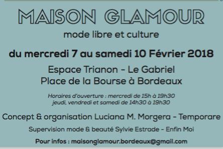 MAISON GLAMOUR BORDEAUX