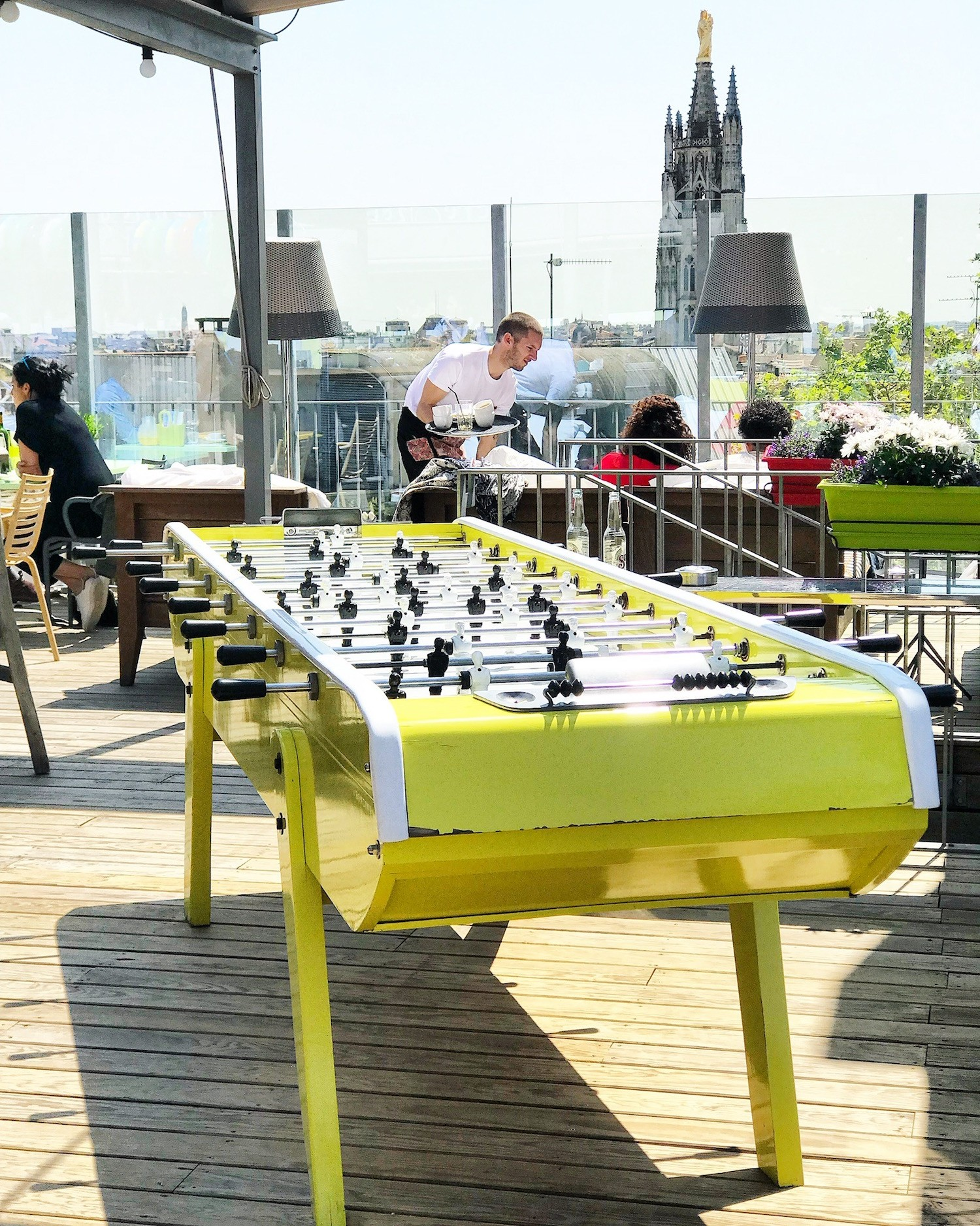MAMA SHELTER ROOFTOP BORDEAUX