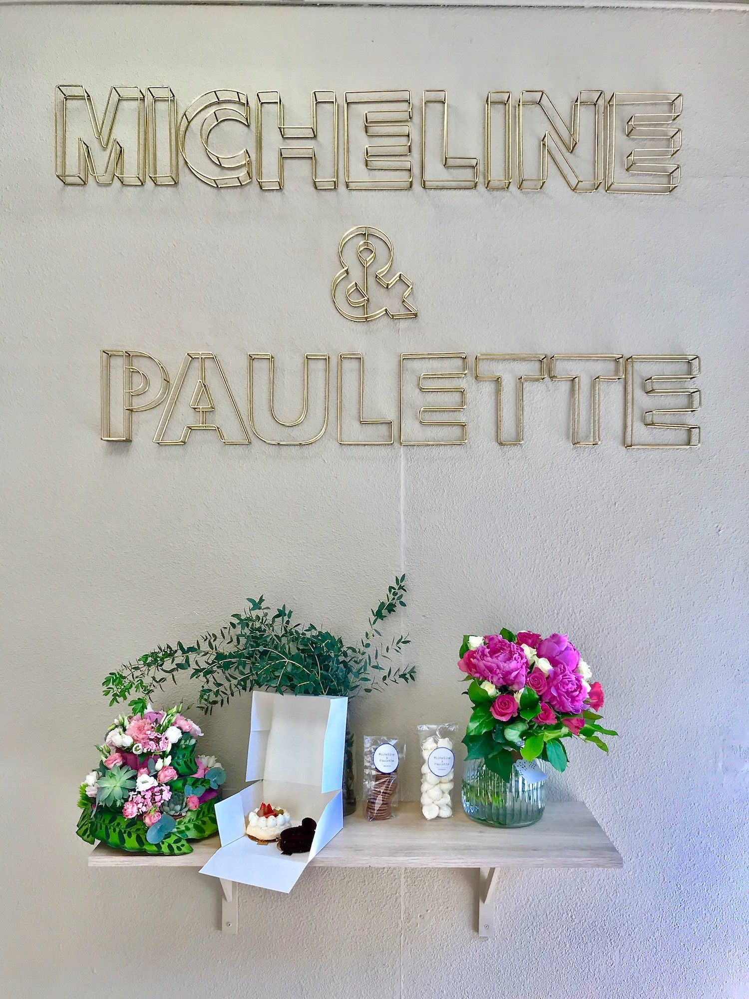 MICHELINE & PAULETTE