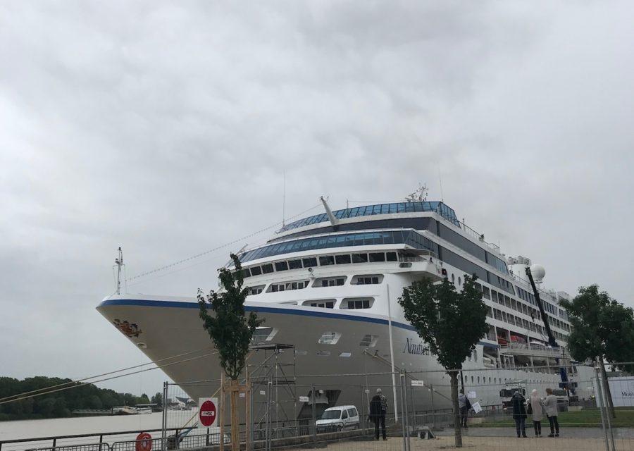 4 heures à bord du Nautica !