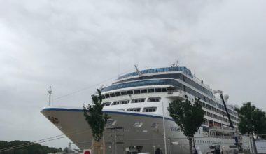 4 heures à bord du Nautica