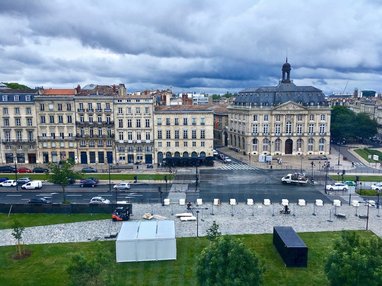 BORDEAUX BOURSE MARITIME