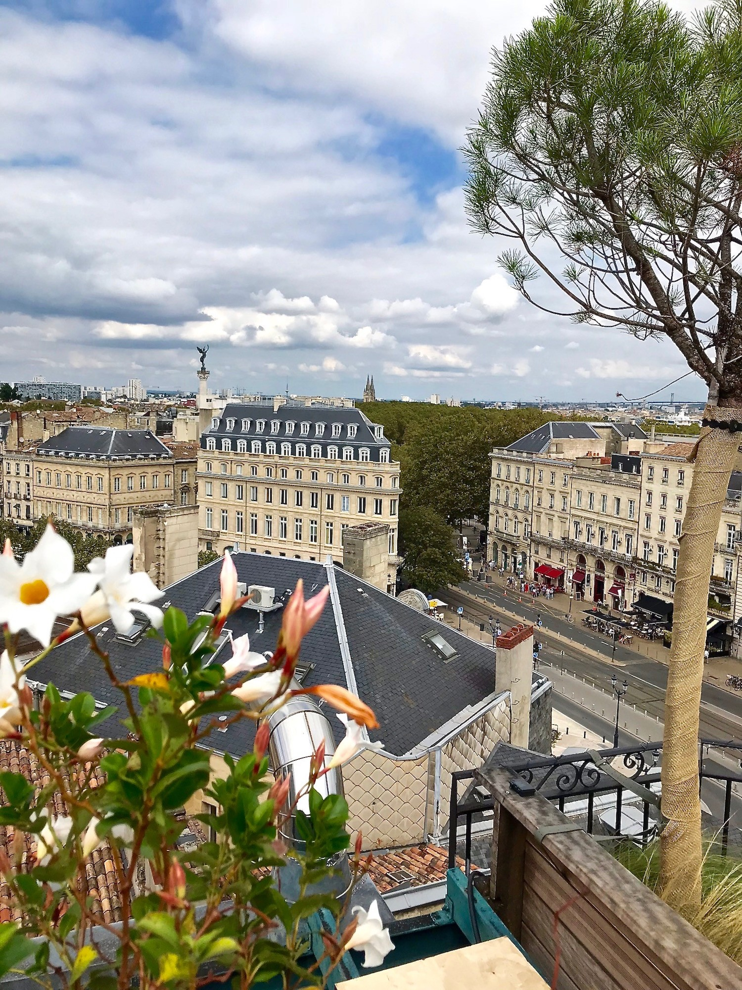 ROOFTOP HOTEL INTERCONTINENTAL BORDEAUX