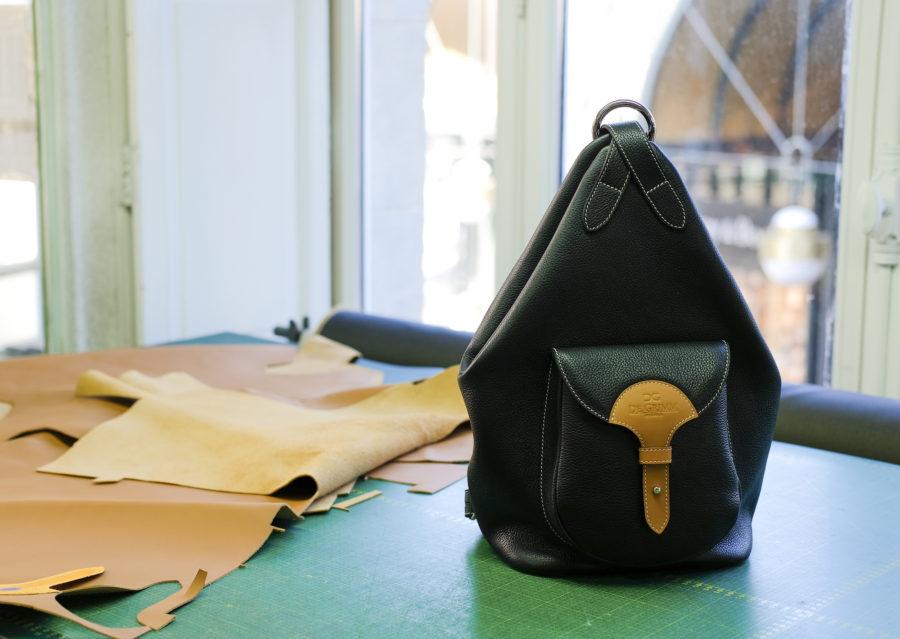6 étapes pour réaliser un sac de luxe !