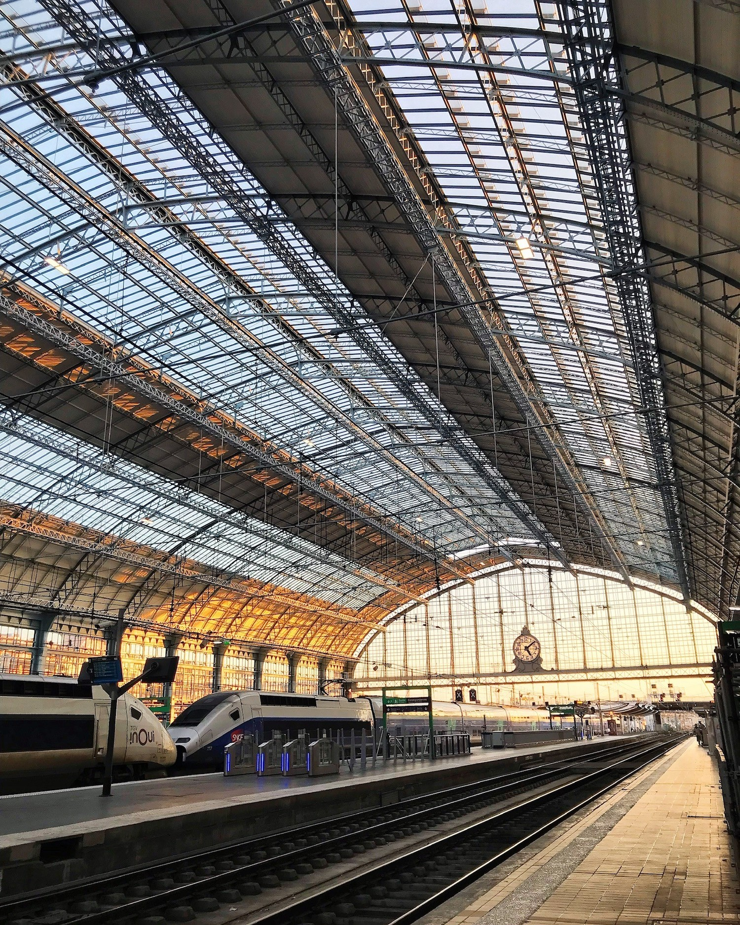 GARE SAINT JEAN BORDEAUX