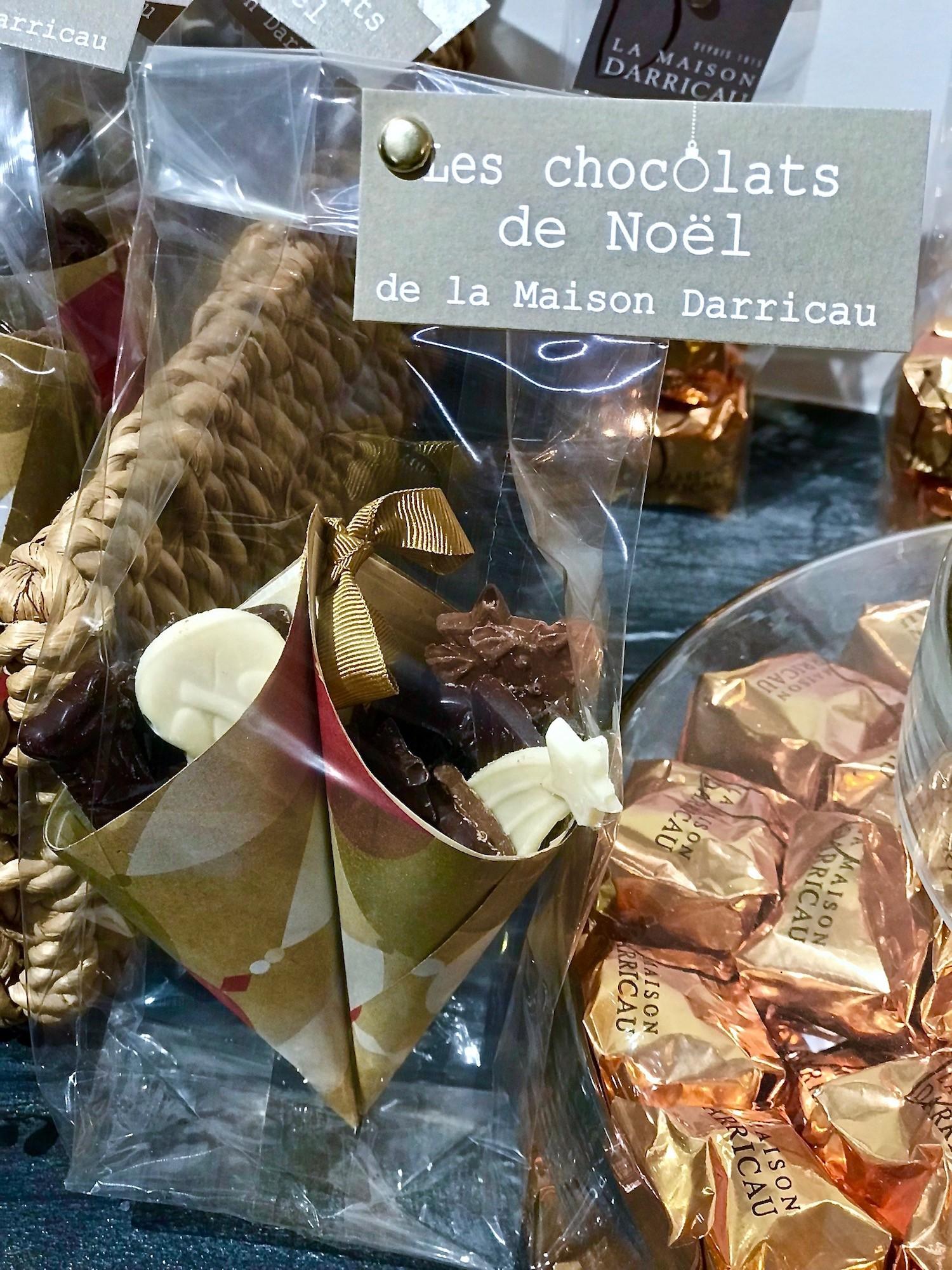 LA MAGIE DE NOEL DARRICAU CHOCOLAT