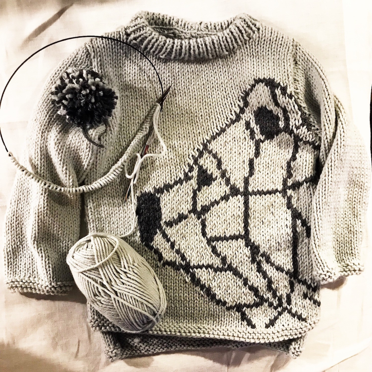 DIY TRICOT BABY