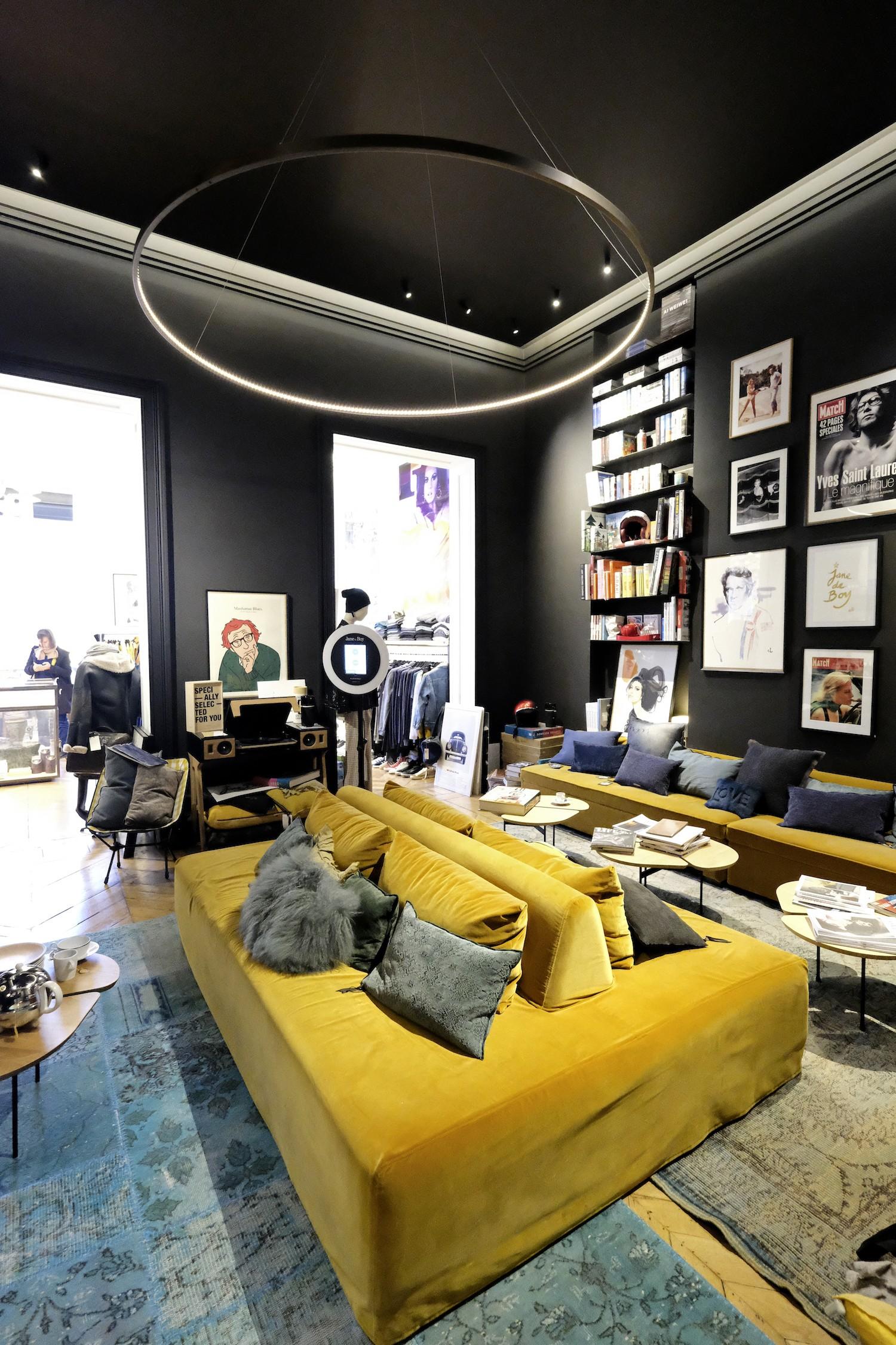 Le Concept Store Jane de Boy