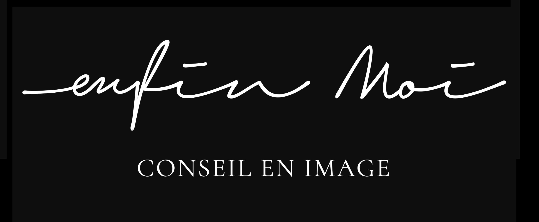 Logo Conseil en image & Styliste personnelle Enfin Moi