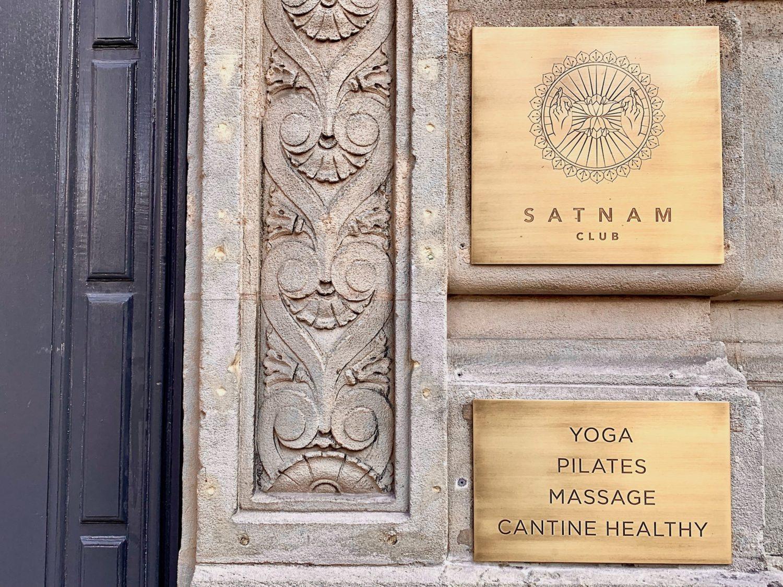 Satnam Club de yoga bordelais  !