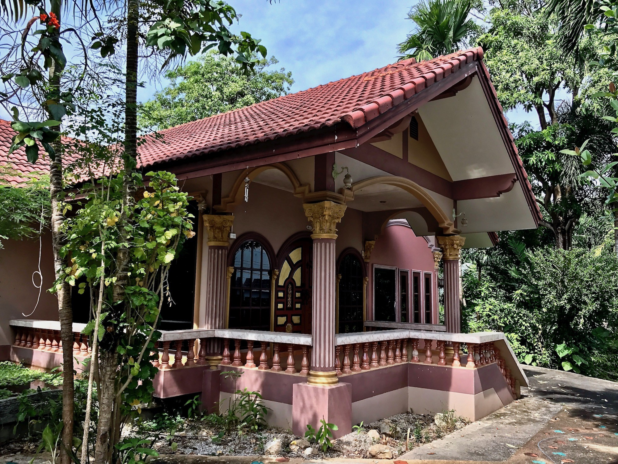 THAILANDE VILLA TRADITIONNELLE