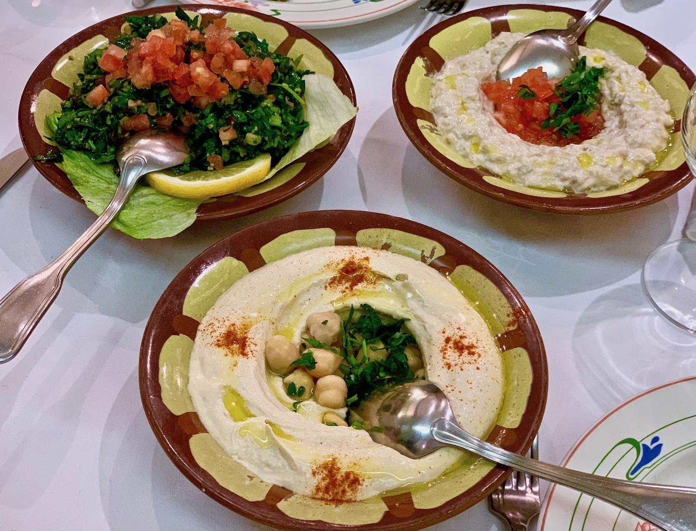 DINER LIBANAIS
