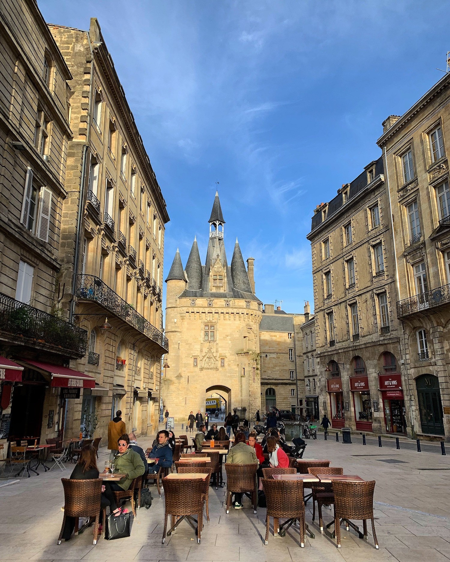 PLACE dU PALAIS BORDEAUX