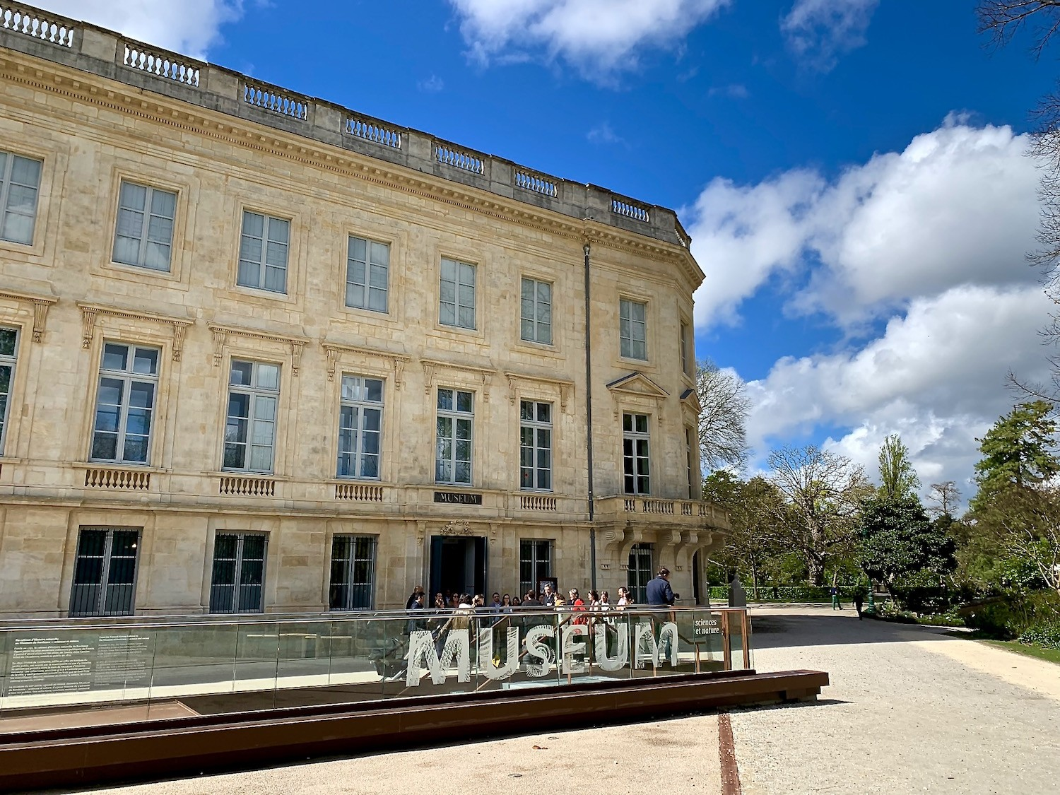 MUSEUM SCIENCES ET NATURE BORDEAUX