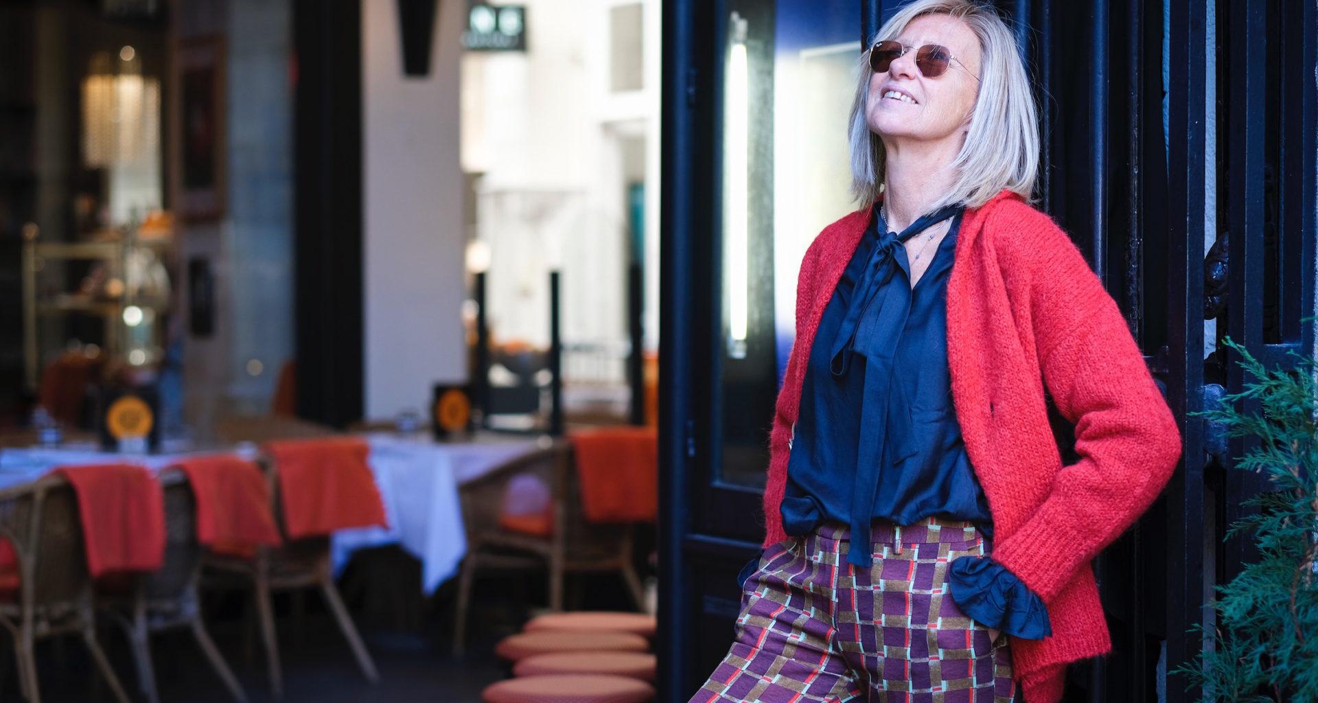 L'interêt de porter des couleurs vives en automne