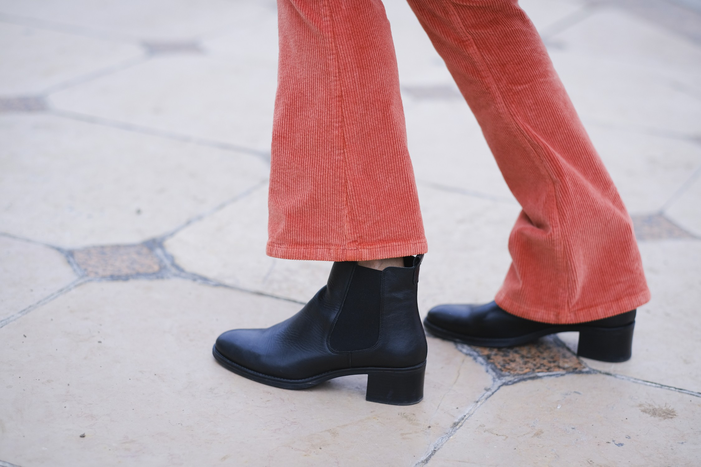 Besson Chelsea boots