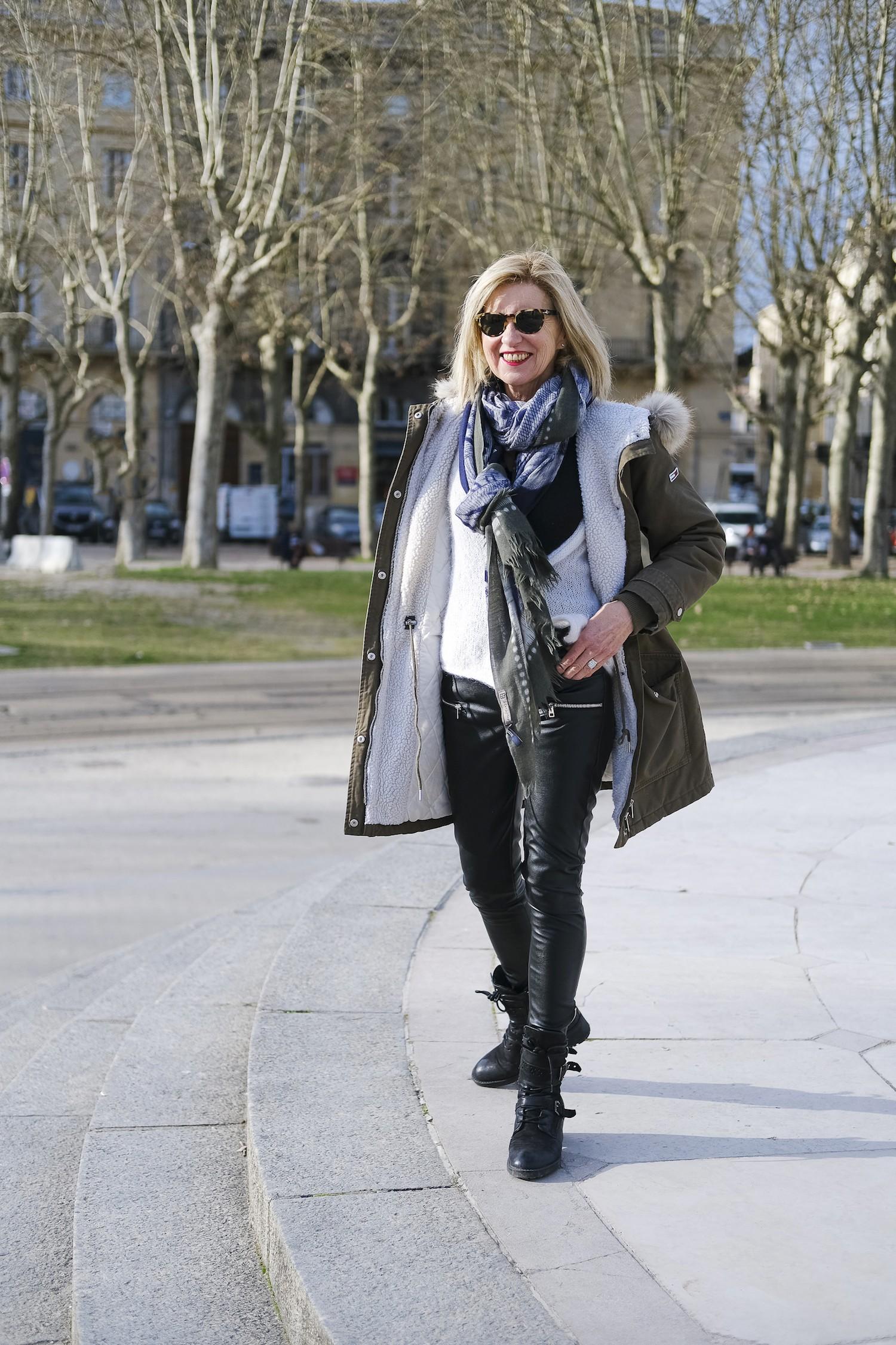 Foulard Addiction Chaussures et sac