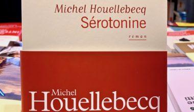 Houllebecq et Sérotonine synonyme de Soporifique