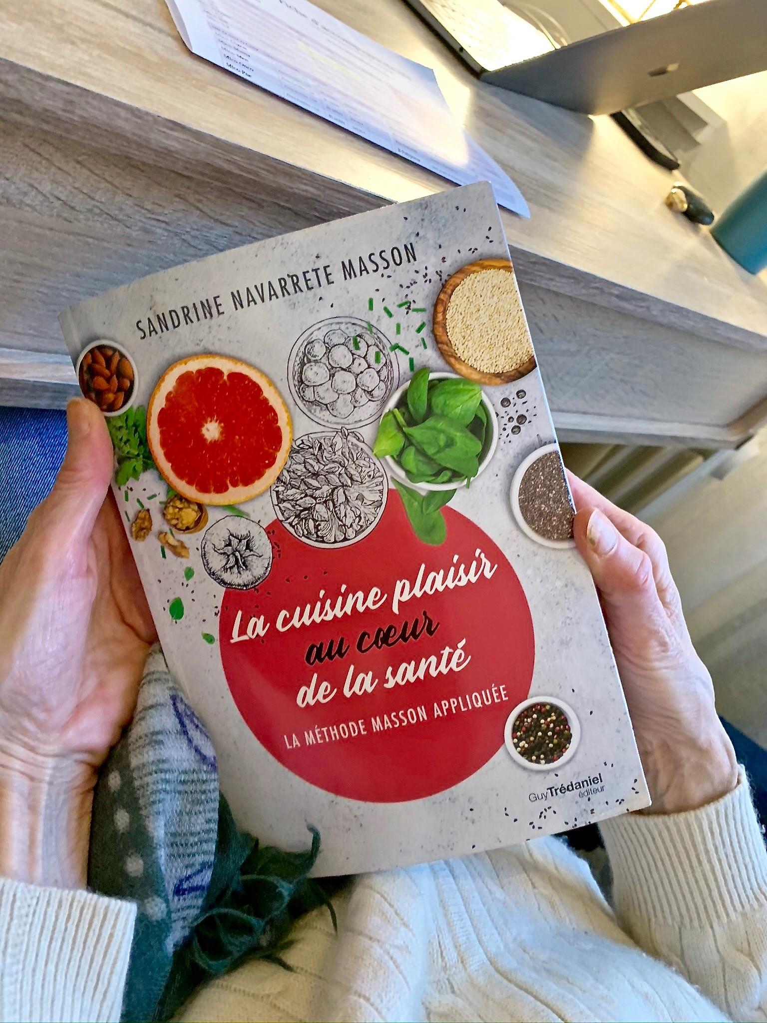 livre de cuisine saine